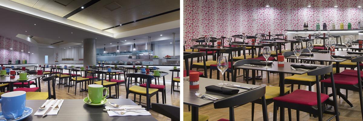 Sheraton dining/eatery