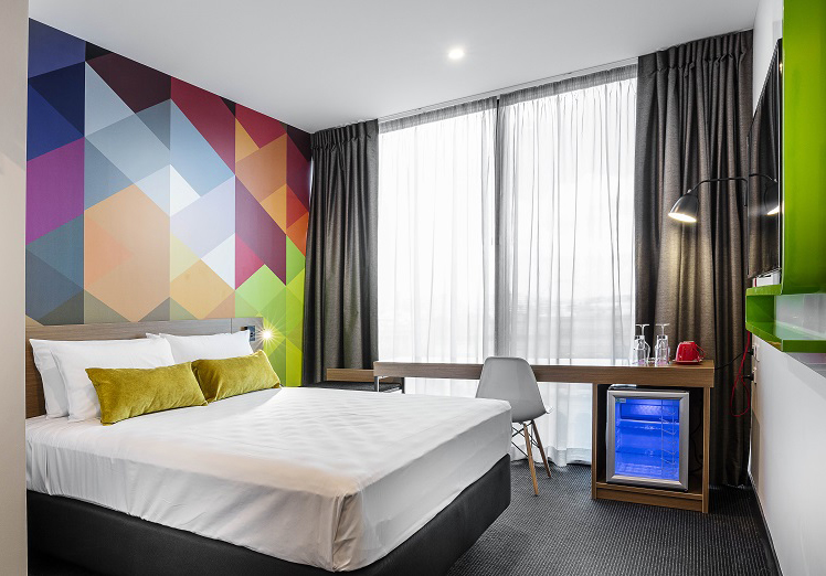Ibis Styles Bedroom