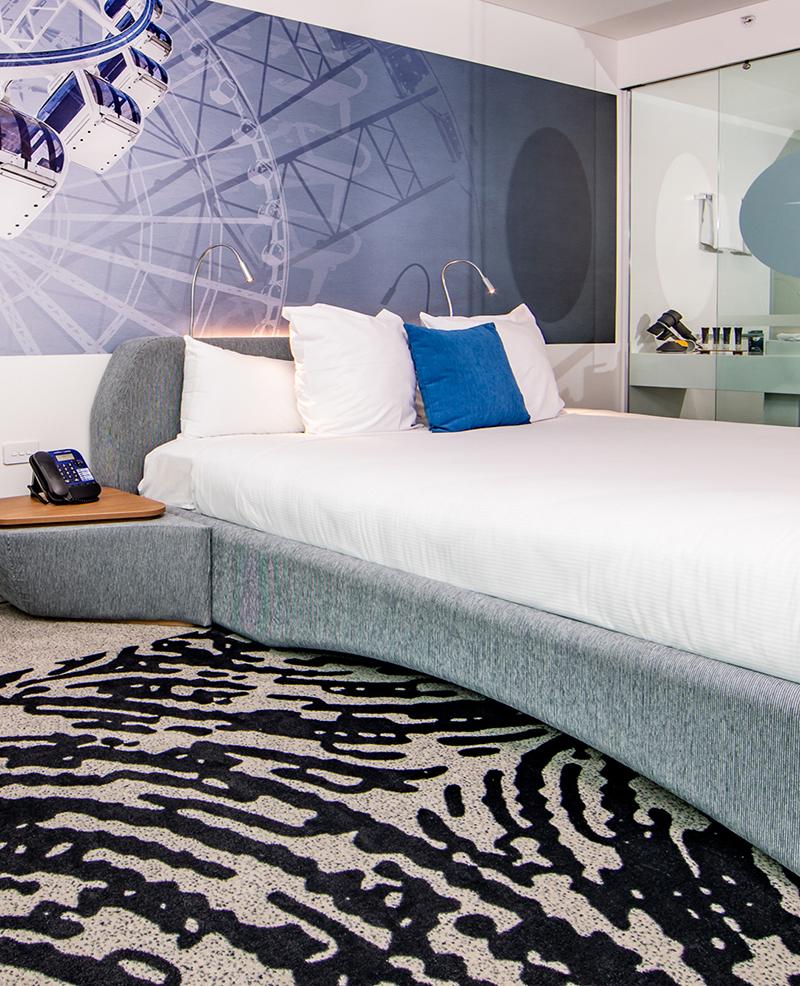 Novotel Bedroom