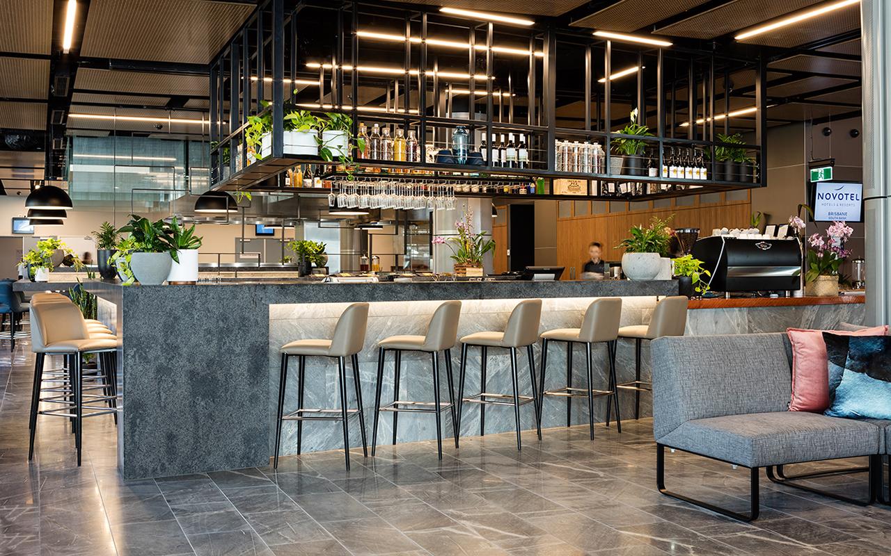 Novotel Lobby Bar / Eatery