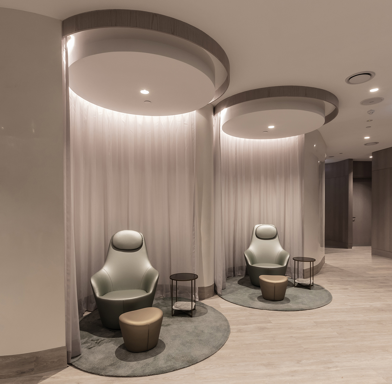 Westin Hotel Lobby Space chairs 2