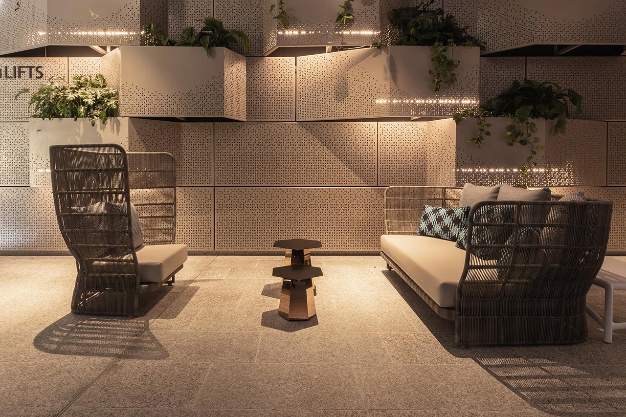 Westin Hotel Lobby