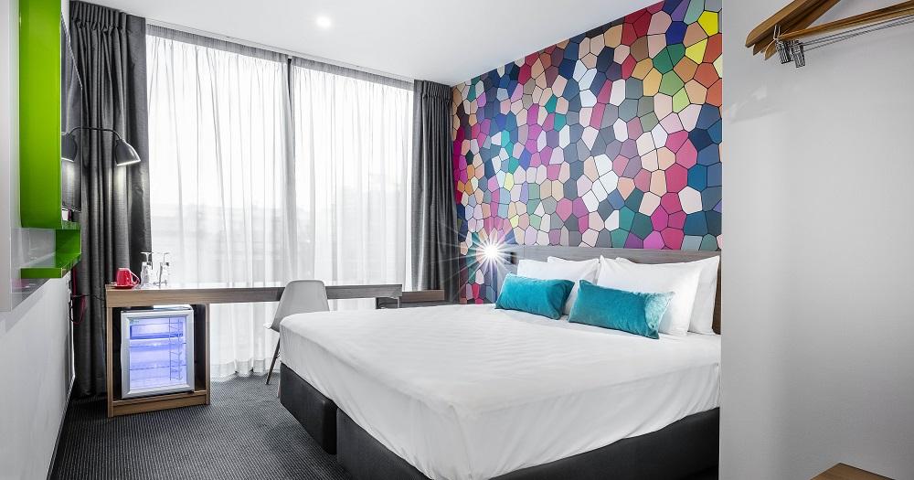 Ibis Styles Bedroom 3