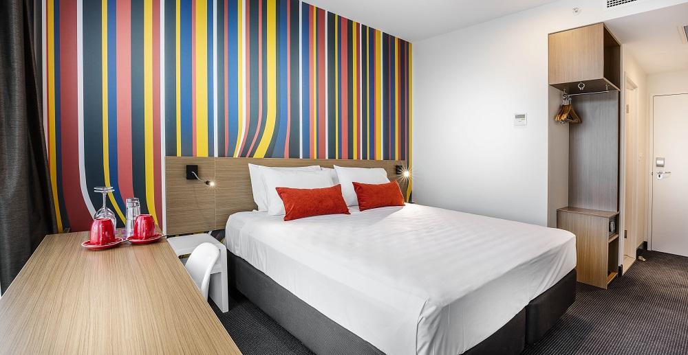 Ibis Styles Bedroom 2